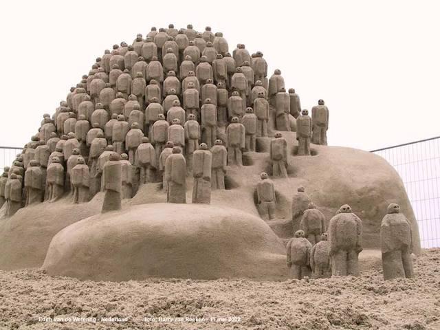 sand - Sand Sculptures